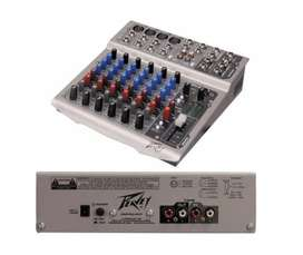 Consola Sonido Peavey Pv 8, 6 canales