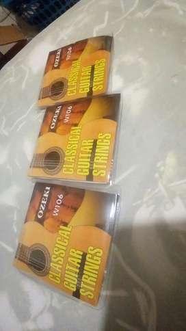 Curdas para Guitarra