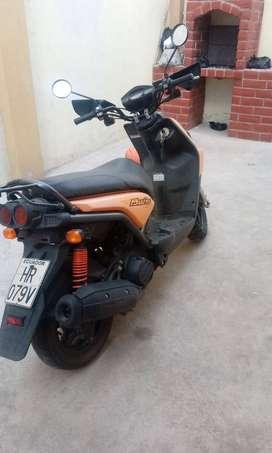 Se vende Motoneta marca Yamaha Bywis 2