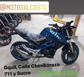 Moto Zitro 200cc Barra Invertida 6 Marchas Precio Directo de Fabrica con Garantia