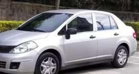 VENTA Nissan Tida 2011 $23.900.00
