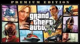 Gta V  Premium Edition PC Epic Games