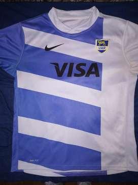 Camiseta Los Pumas Rugby 2014