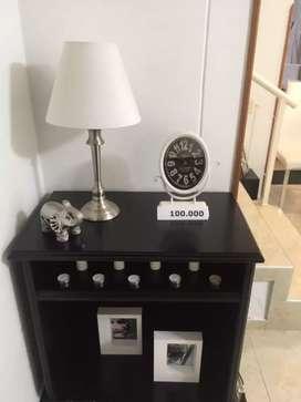 Mueble para tv en cedro