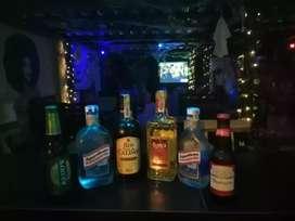 Vendo karaoke bar