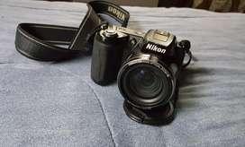 Camara Nikon Coolpix L110