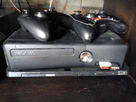 Xbox 360 chipeada