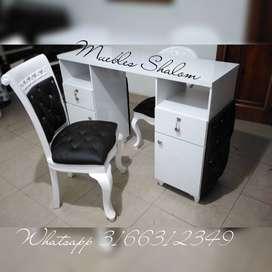 Mesas para acrilico