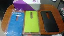 Motorola g3 tapas traseras