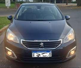 Peugeot 408 1.6 Neumáticos Michelin nuevos