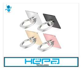 Espectacular Soporte Anillo - Ring Para Celular O Tablet