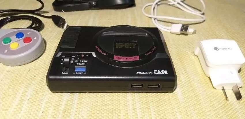 Vendo/Permuto Sega MegaDrive mini Raspberry Pi 3B+ 0