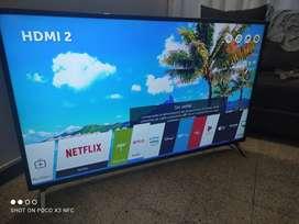 "Vendo impecable tv Smart tv LG ultra HD 4k 55"""