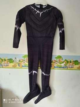 Disfraz Pantera Negra Talla 8