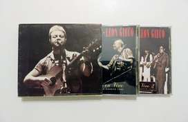 CD doble de León Gieco y Pete Seeger