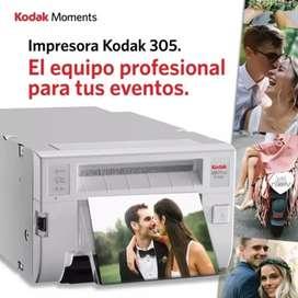 Usado, Kodak 305 impresora térmica fotográfica. segunda mano  Liniers, Capital Federal