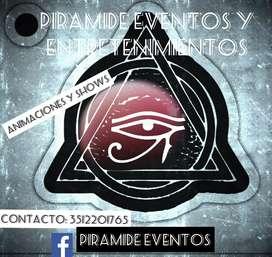 PIRAMIDE EVENTOS Y ENTRETENIMIENTOS