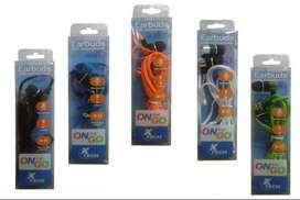 Auriculares Internos Con Micrófono Xtech Xtg-215