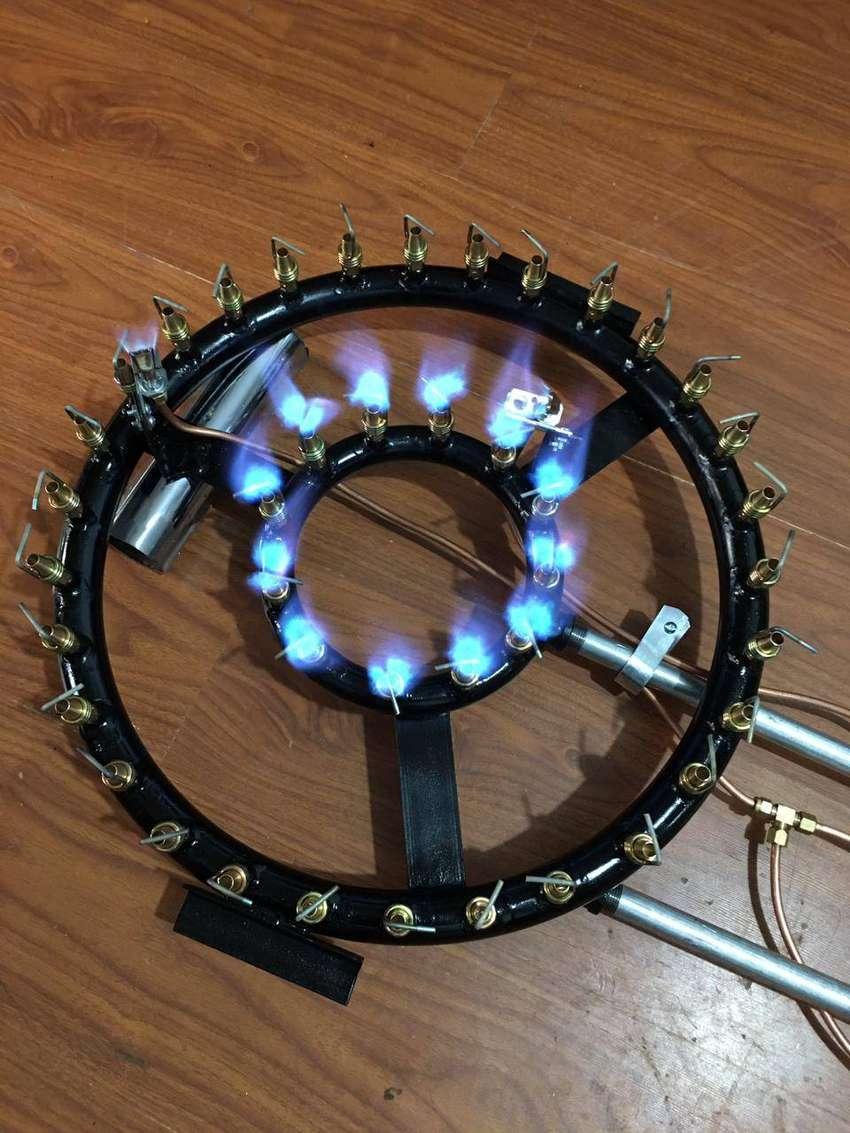 quemadores marmitas freidoras sopletes