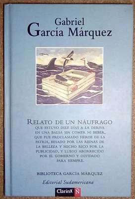 Relato de un Naufrago (Garcia Marquez)