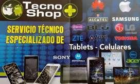 servicio técnico especializado celulares y tablets