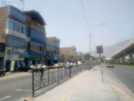 Local Comercial, 150 m2 AC, zona bancaria y financiera, Av. Próceres de la Independencia cuadra 26, SJL