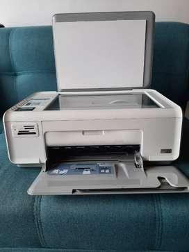 Impresora HP Photosmart C4880