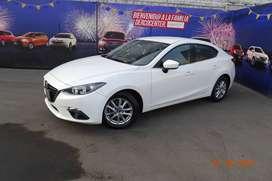 Mazda 3 2016 SEDAN MT 2.0 – DERCO