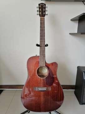 Fender guitarra electroacústica