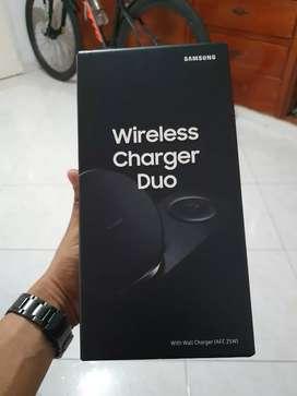 Wireless Charger Duo (Cargador inalámbrico duo)