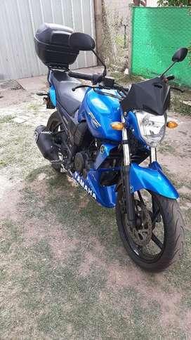 Yamaha Fz16 Inmaculada