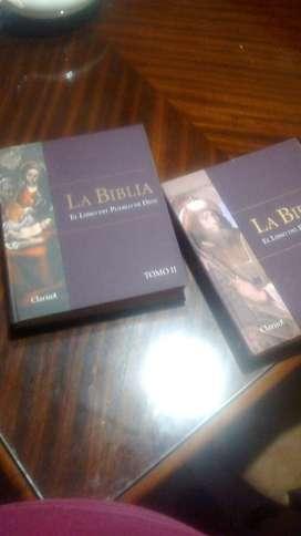 LA BIBLIA 2 TOMOS
