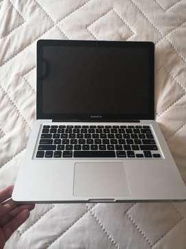 Vendo macbook pro mediados 2009