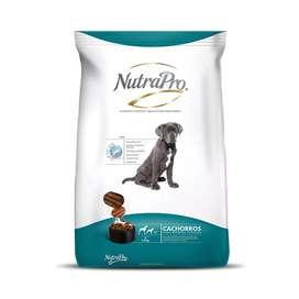 Nutrapro Cachorros 20kg