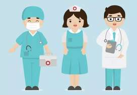 Se busca enfermera/o para instituto geriátrico.