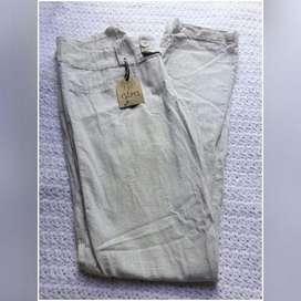 Pantalon Lino Talle 38