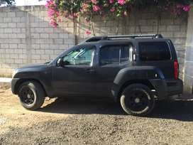 Nissan xterra Off Road 2008 la mas full