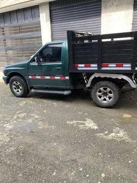 Vendo camioneta de trabajo