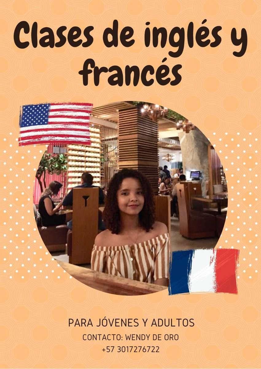 Clases y refuerzos de inglés y francés 0