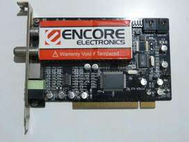 Placa PCI Capturadora TV Encore ENLTVFM v3.0