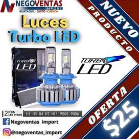 Luces Turbo led