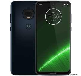 Motorola G7 Plus 64gb NUEVO!