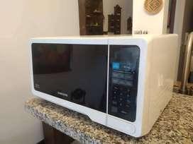 Microondas Samsung, Capacidad 20L, Referencia AMW83E-WB