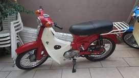 Honda econo power c90
