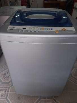 Lavadora digital con garantia