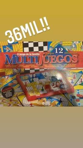 Multijuego