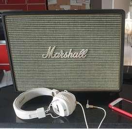 Parlante Bluethhot Marshall profesional 90w usado en caja y con factura