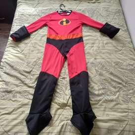 Disfraz increible para niño