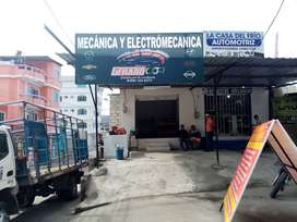 Busco electromecánico o mecánico con experiencia