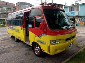 Venpermuto buseta Nissan Cabstar 2006 afiliada a Rápido Tolima por menor valor.